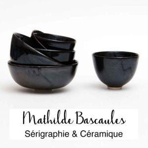 Sérigraphie et céramique